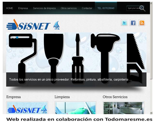 web-sisnet