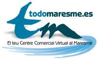 Creación de logotipo para el portal www.todomaresme.es